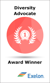 Lindblad Construction Diversity Award From Exelon